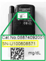 Accu-Chek Mobile Serial Number
